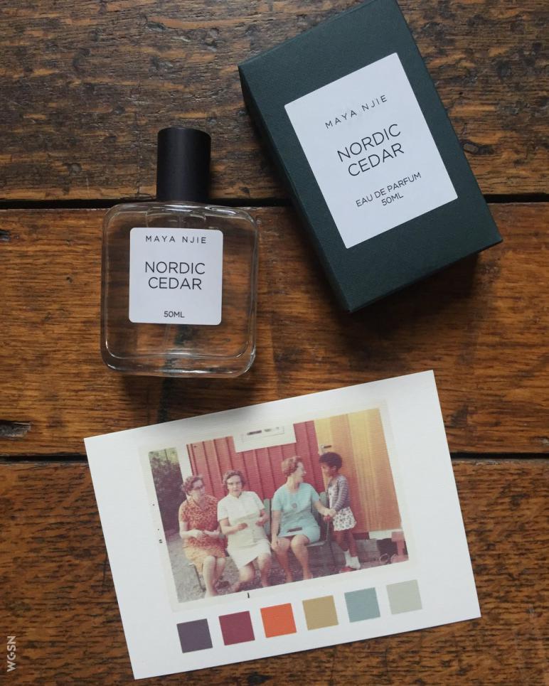 Maya Njie scent